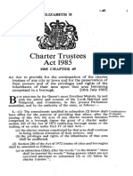 Chater Trustees ukpga_19850045_en