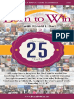 The Born to Win Newsletter - November 2020