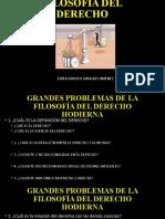 GRANDES PROBLEMAS DE LA FILOSOFÍA DEL DERECHO-LASALLE