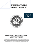 Copyright FAQ -- US Gov