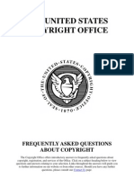 Copyright FAQ -- US Gov