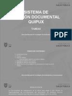 Quipux-Tareas