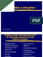 Women Epilepsy
