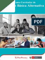 Programa Curricular Ciclos Incial-Intermedio