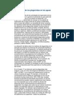 (email)los plaguicidas en las aguas superficiales