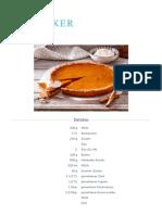 Pumpkin Pie Rezept _ LECKER