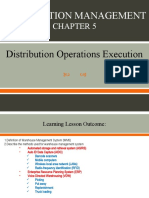 Chapter 5 Distribution Operations Execution.ppt