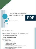 3. Terminologi Sistem Skeletal