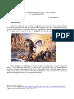 The Orthodox refutation of the Reincarnation concept