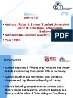 What_theory_is_not.ppt