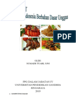 TUGAS 3. HAND OUT MAKANAN INDONESIA DARI UNGGAS (TUARI)