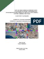 Sustentabilidad Economica ion Cuantitativa Focus Group