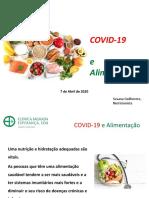 covid19_Alimentação e sistema imunitário