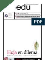 Tradición vs. adicción, PuntoEdu. 05/12/2005