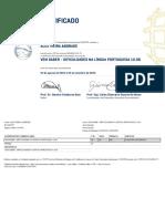 VEM SABER - DIFICULDADES NA LÍNGUA PORTUGUESA 12.08-ALEX VIEIRA ANDRADE