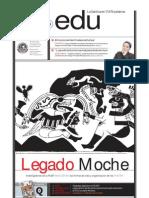 Legado Moche, PuntoEdu. 20/06/2005