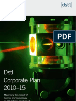 DSTL Corporate Plan