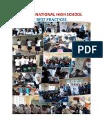 Botao National High School Best Practices