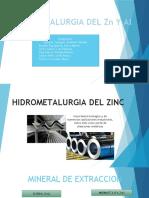PROCESO HIDROMETALÚRGICO Zn Y Al.pptx