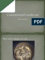 Costantinopoli Medievale (VII-IX secolo)