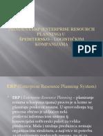 Primjena ERP (Enterprise Resourch Planning)