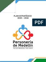 PLAN ESTRATEGICO 2020-2024