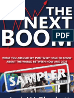 The Next Boom (Sampler) by Jack W. Plunkett