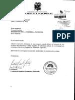 Inf 2D Reformas al Código Orgánico de la Función Judicial