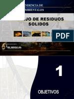 MANEJO DE RESIDUOS