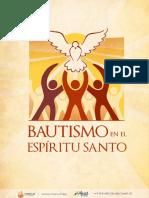 Clase 3 - Fundamentos Bíblicos del Bautismo en el Espíritu Santo