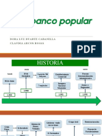 BANCO POPULAR PRESENTACION