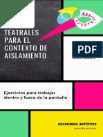 Abordaje Teatral - Grupo 2