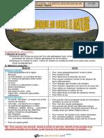 Cours - SVT - Sortie géologique - 1ère AS  (2018-2019)  Mme Harbaoui .Mbarka