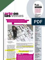 Arte en las venas (Suplemento Q), PuntoEdu. 17/10/2005