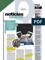 Noticias claras (Suplemento Q), PuntoEdu. 31/10/2005