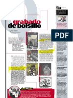 Grabado de bolsillo (Suplemento Q), PuntoEdu. 31/10/2005