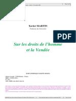 Xavier MArtin. L'homme des droits de l'homme et la Vendée.pdf