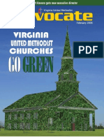 Churches Go Green - Virginia United Methodist Churches
