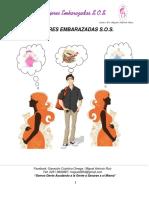 LIBRO MUJERES EMBARAZADAS S.O.S.