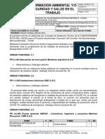 20201024 Informe semanal  N25 (18 al 24 de octubre 2020)  Seg. Protocolo COVID-19