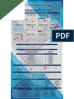 Calendario 2020-2021 Universidad Autónoma Chapingo