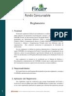 ReglamentodelFondoConcursable