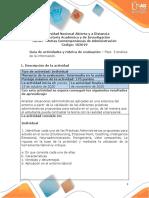 Guia de actividades y Rúbrica de evaluación - Fase 3. Análisis de la información