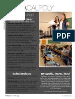 PRSSA 4 Newsletter