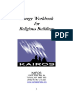 Energy Workbook for Religious Buildings, by Kairos