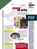 Por amor al arte (Suplemento Q), PuntoEdu. 17/04/2006