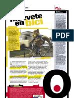 Muévete en bici (Suplemento Q), PuntoEdu. 28/08/2006