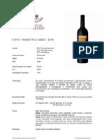 Roquette & Cazes Xisto 2005