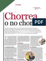 Chorrea o no chorrea, PuntoEdu. 03/07/2006