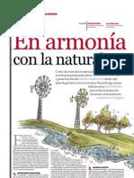 En armonía con la naturaleza, PuntoEdu. 03/07/2006